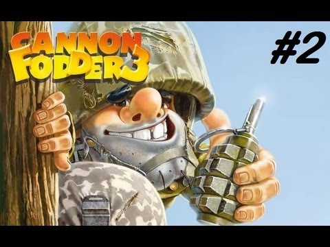 Cannon Fodder 3 w/Dylan Ep.2: Soldiers Down |