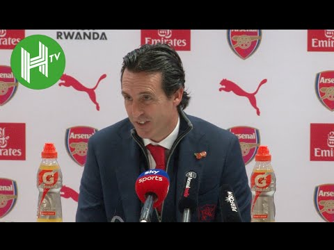 Arsenal 1-1 Wolves | Unai Emery: I am delighted to extend unbeaten run!