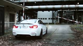 The Ultimate Playground: BMW M4 with M Performance Parts