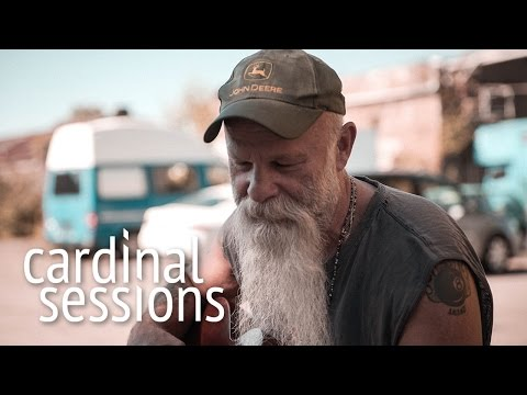 Seasick Steve - Gentle On My Mind - CARDINAL SESSIONS