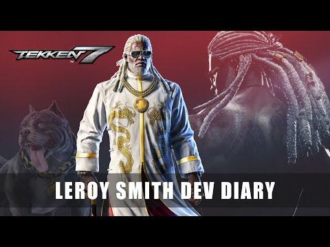 TEKKEN 7 - Dev Diary: Leroy Smith & Fahkumram