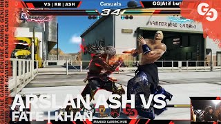 ARSLAN ASH IS THE BEST LEROY PLAYER?! // Arslan Ash (Leroy Smith) vs Fate | Khan (Geese)
