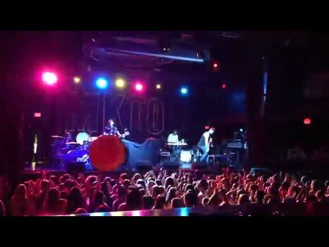 My Electric Heart - Long Way Home *NEW SONG* @ Revolution Live Fort w/ MKTO and Action Item