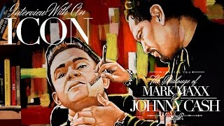 Interview With An Icon: Johnny Cash + Mark Maxx Portrait by Ian Young Ch. 2 of 6