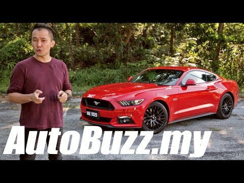 Ford Mustang GT 5.0L V8 review - AutoBuzz.my