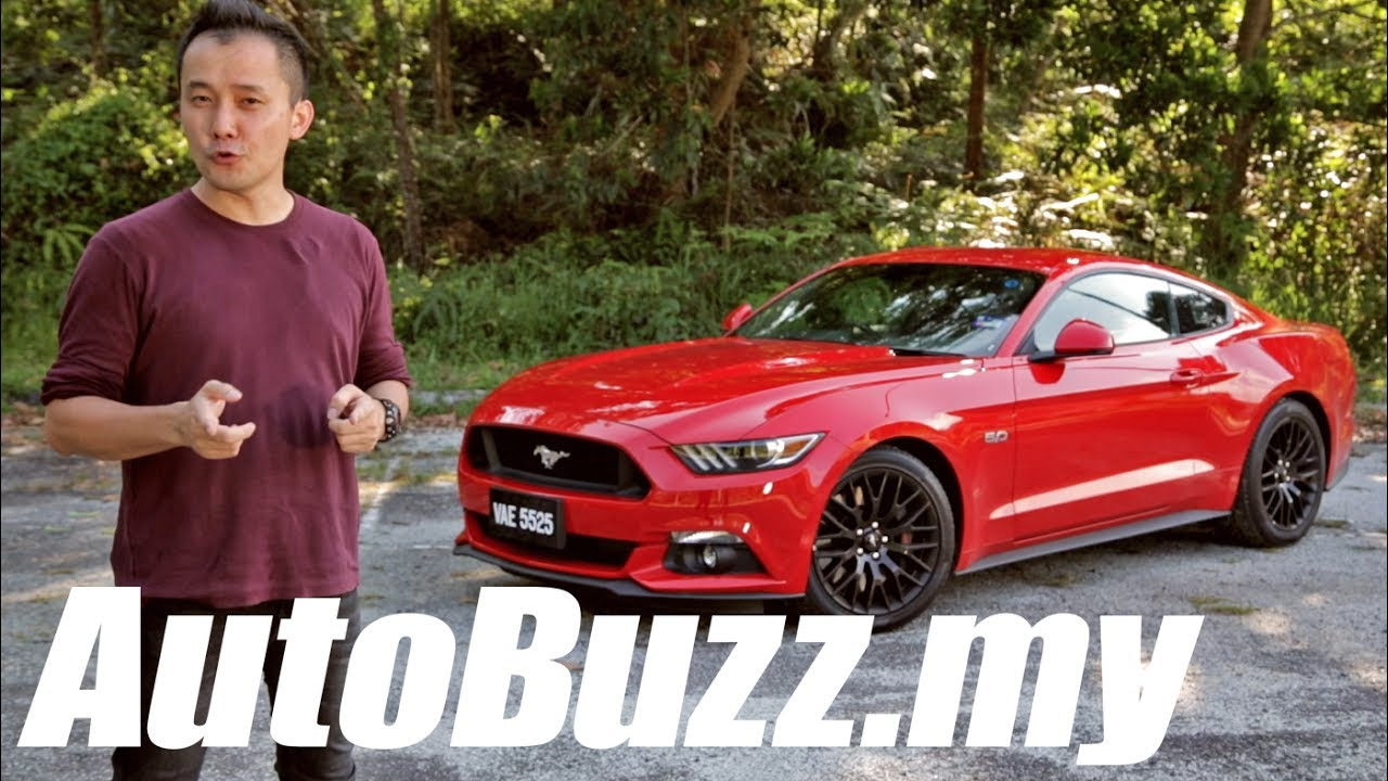 Ford mustang mustanggt