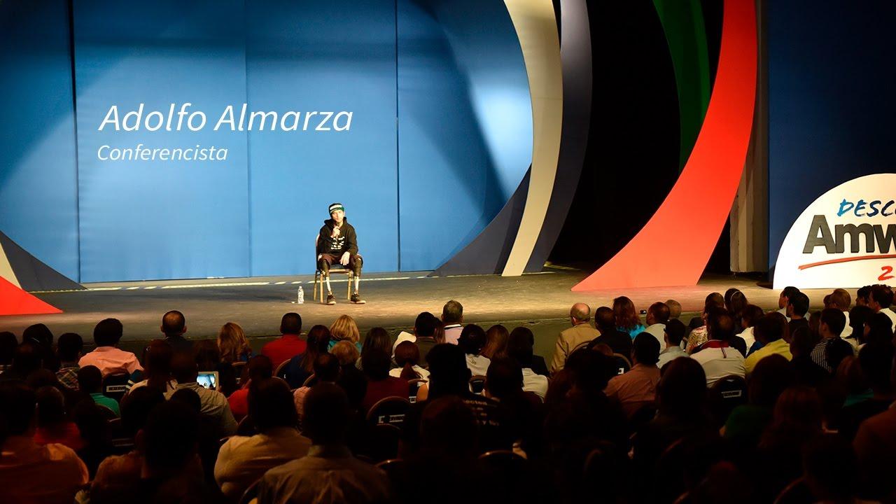 Charlas Motivacionales Adolfo Almarza
