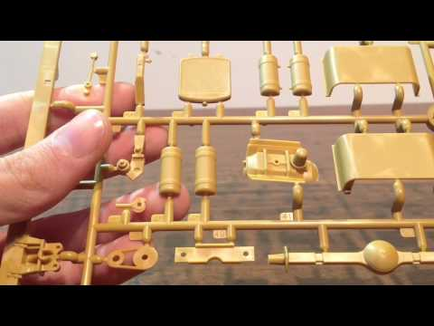 видео: Обзор модели ЗиЛ-131 от icm в масштабе 1:35