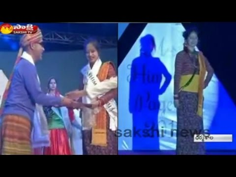Tanshuman Gurung crowned Miss Himalaya 2015