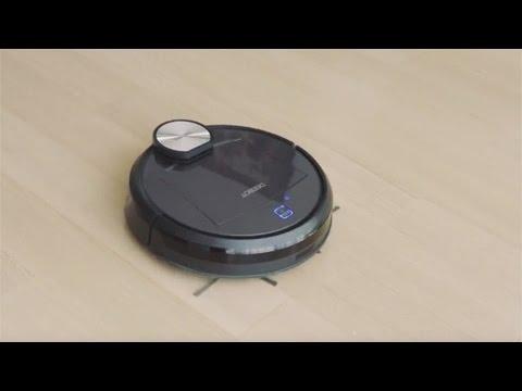 外出先でもスマホでお掃除の操作ができる床用ロボット掃除機 DEEBOT R95 を11月中旬に発売