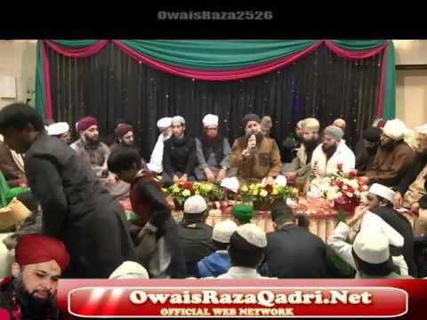 Madine Ke Zahir Salam Unse Kahna by Owais Raza Qadri
