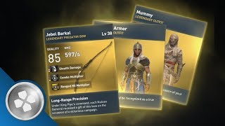 Assassin's Creed: Origins - Debulhando o Heka Chest e Seus Drops