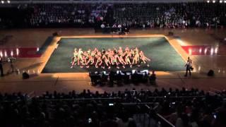 2016 Auburn Greek Sing Sigma Kappa