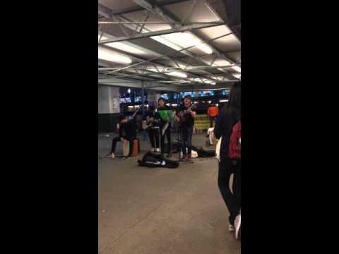 Local Hong Kong Band Sings Creep