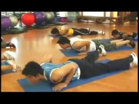 The Studs - The Body Circuit Workout(Philippines)