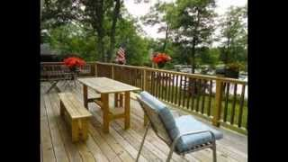 Lakefront Cabin for Sale on the Minerva Chain of Lakes - 29923 Cranberry Ln., Danbury