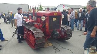 Accensione raro trattore Bubba Ariete testacalda