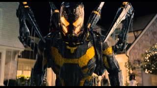 Человек-муравей – Жёлтый шершень