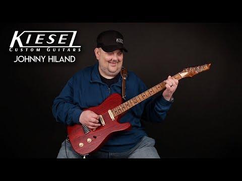 Kiesel Guitars - Johnny Hiland - Solo S6H Guitar