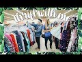 Come Thrift With Me | THRIFTING EACH OTHERS OUTFITS FOR UNDER $25 THRIFT CHALLENGE