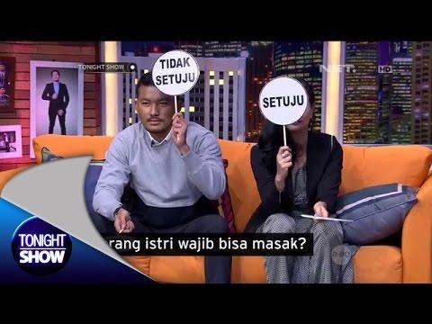 Tonight's Challenge - Uji Kekompakan Rio Dewanto dan Atiqah Hasiholan