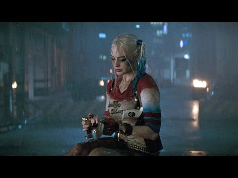 Harley mourns Mr. J | Suicide Squad