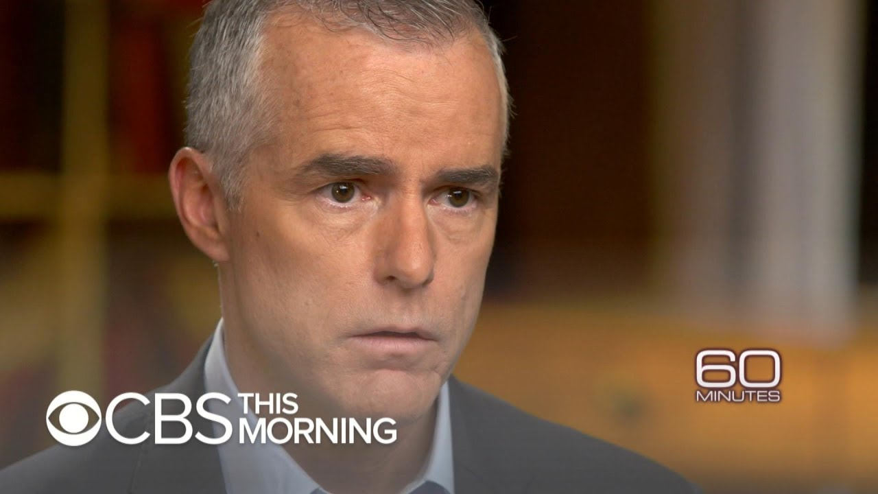 Andrew McCabe, Ex-FBI Deputy, Describes 'Remarkable' Number Of Trump-Russia ...