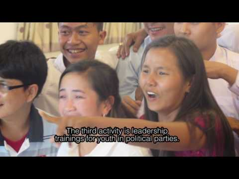 Myanmar Multiparty Democracy Programme: Youth in Political Parties