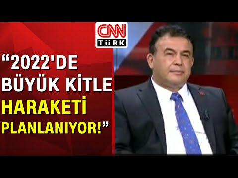 """Abdullah Çiftçi: """"Kanal İstanbul üzerinden kitle hareketi planlanıyor!"""" – CNN Türk Masası"""