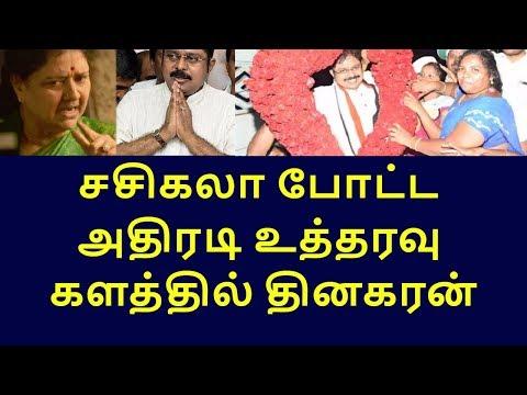 ttv and edappadi faces rk nagar election|tamilnadu political news|live news tamil