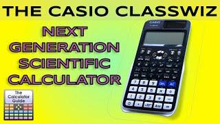 Casio ClassWiz - Next Generation Scientific Calculator - Review fx-991EX fx-570EX 991EX 570EX