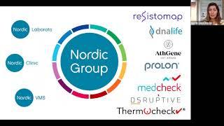 Introduktion til Nordic Laboratories -In Danish only!
