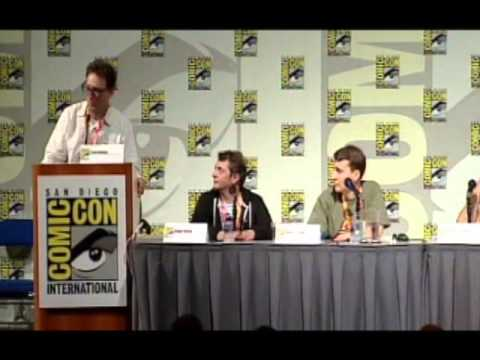 Brickleberry Comic-Con Panel 2012