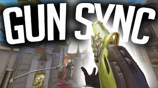 Overwatch Gun Sync - TheFatRat - Unity