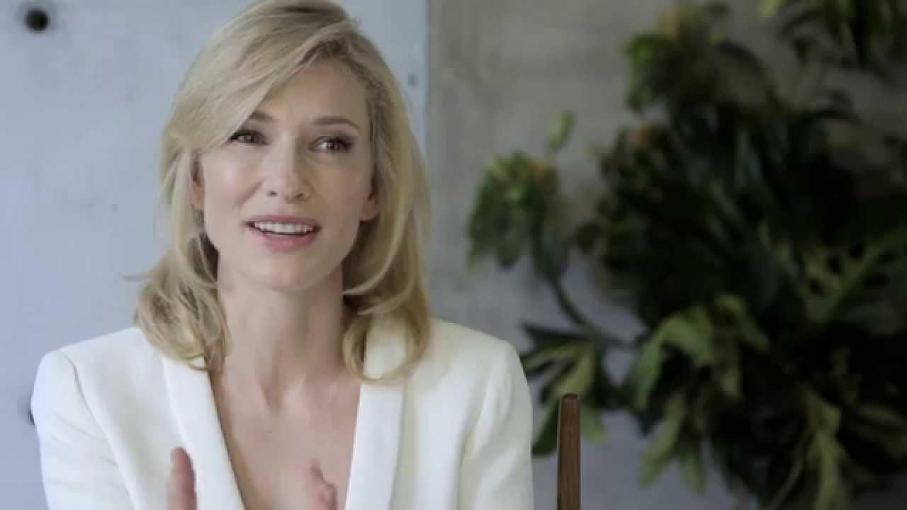 Cate Blanchett Reveals Her Skin and Beauty Secrets - Paris Gallery - باريس  غاليري