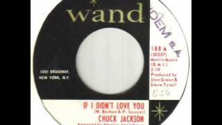 Chuck Jackson - If I Didn