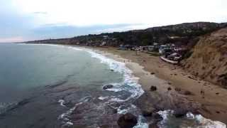Crystal Cove Beach Cottages Flyover