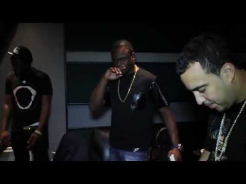 I Swear - Ice Prince (ft. French Montana) | Behind The Scenes (Full Studio Session)