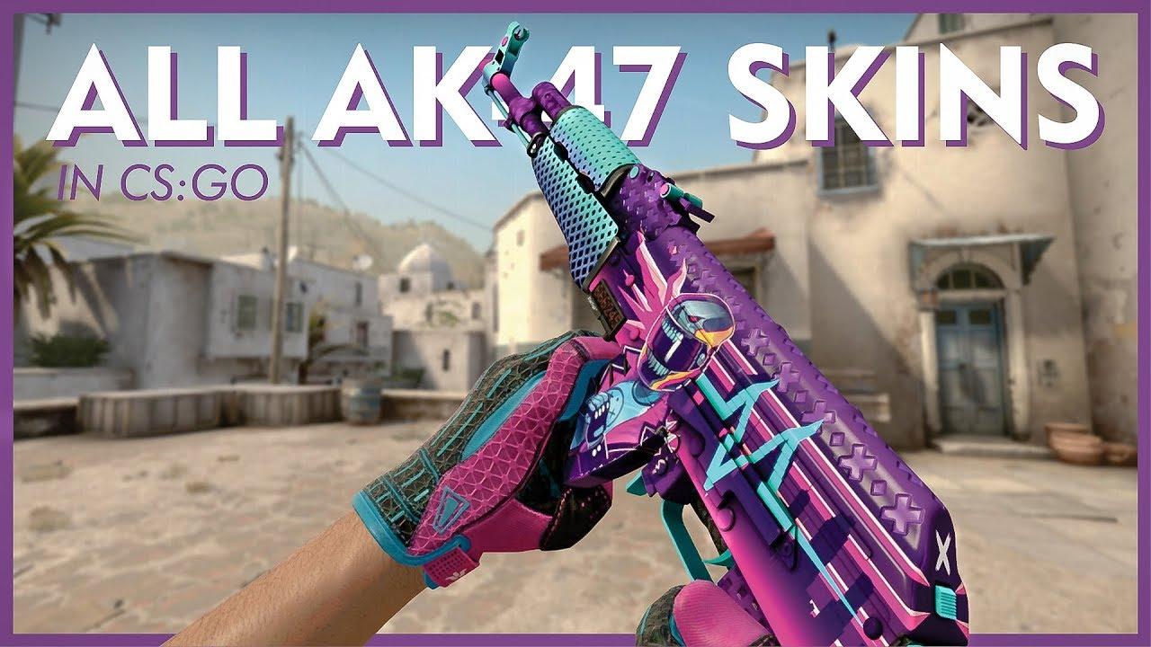 All AK-47 Skins in CS:GO (2019)