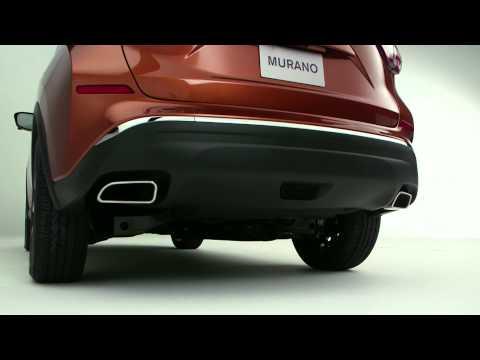 2015 Nissan Murano CUV