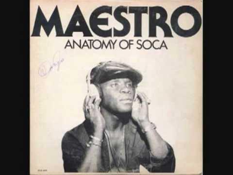 Maestro - Bionic Man (Anatomy of Soca)