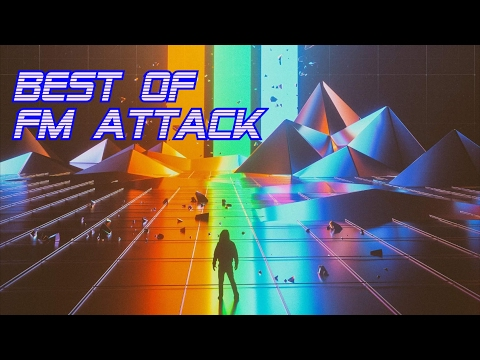 'Best of FM Attack' | Best of Synthwave And Retro Electro Music Mix