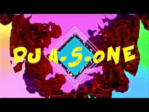 DJ A.S.ONE  - BAD GYAL feat.  STRESS x RED CAFE x SANJA  ( LYRICS VIDEO )