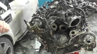 Обзор бензинового двигателя 4.4 на Рендж Ровер, Дискавери 3(В данном ролике на примере снятого двигателя, представлен краткий обзор об устройстве и ряде неисправносте..., 2017-01-11T17:19:01.000Z)