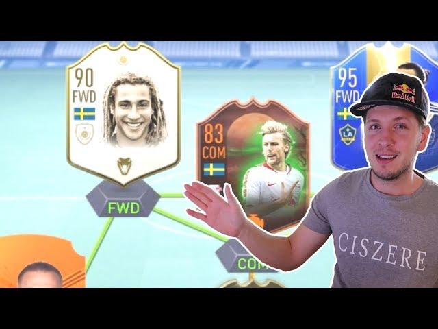 DET BÄSTA SVENSKA LAGET PÅ FIFA 19