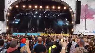 Simple Minds - Alive and Kicking, Live at the Electric Picnic 2014