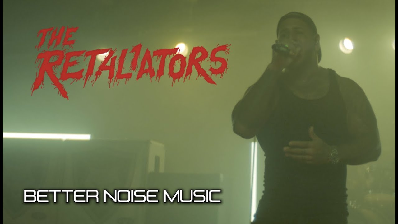Bad Wolves - Learn To Walk Again (Official Video from The Retaliators Movie)