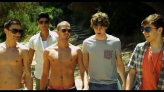 The Wanted - Glad You Came (Official)
