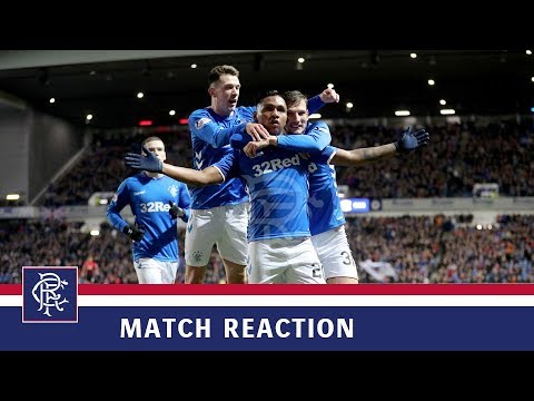 REACTION | Ryan Jack | Rangers 5-0 Kilmarnock