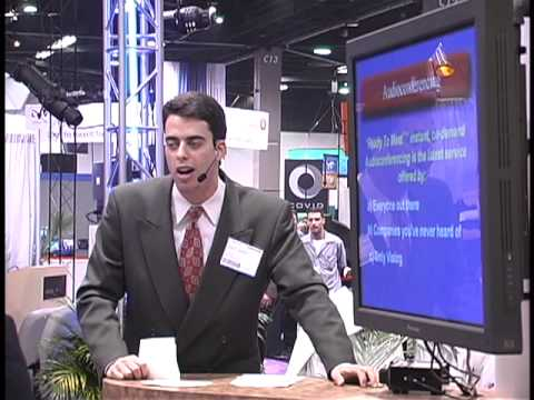 ★ TRADE SHOW PRESENTER: Andy Saks for Vialog at TeleCon West, Anaheim